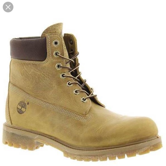 Timberlands Heritage Toddler Boots